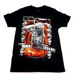 ROB ZOMBIE ロブゾンビ BORN TO GO INSANE オフィシャル バンドTシャツ【正規ライセンス品】【2枚までメール便対応可】