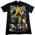 【メール便対応可】SLIPKNOT スリップノット SICKNESS オフィシャル バンドTシャツ
