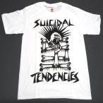 【メール便対応可】SUICIDAL TENDENCIES スイサイダルテンデンシーズ MOHAWK SKULL オフィシャル バンドTシャツ 【正規ライセンス品】