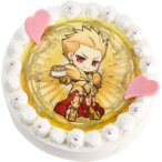 「Fate/Grand Order」キャラクターケーキ(全2種)