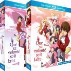 神のみぞ知るセカイ (カミノミゾシルセカイ)  シーズン1+2 BD-BOX (全24話, 600分) アニメ import