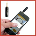 Fairmall スマートフォン用 ガイガーカウンター 放射能測定機 ガンマ(γ)線、X線 核放射線測定器 放射線量計 iOS
