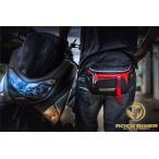 ROCK BIKER バイク用ウエストバッグ ツーリングバッグ 防水バッグ ツールバッグバイクカバン送料無料サイクルバッグ