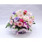 お見舞い 花 バラ パステル アレンジ ギフト プレゼント 贈り物