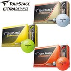 ショッピングツアーステージ ツアーステージ エクストラ ディスタンス ゴルフボール 1ダース 2014年モデル 全品送料無料 在庫限り