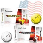 ショッピングBURNER 全品送料無料 テーラーメイド バーナー ゴルフボール  1ダース