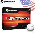 ショッピングBURNER テーラーメイド バーナー ゴルフボール 1ダース 12p TaylorMade BURNER 2017 USAモデル