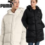 PUMA プーマ 450 DOWN HD COAT S Puma Black