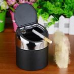 灰皿 蓋付き 卓上灰皿 レトロドーム アッシュトレイ おしゃれ 卓上 インテリア 煙と臭いを遮断する 客室グッズ 吸煙灰皿 個性的 タバコ備品 プレゼント