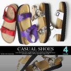 ショッピングスポーツ シューズ サンダル メンズ 靴 CALIDAD カリダッド 厚底サンダル スポーツサンダル スポサン