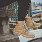 ワークブーツ メンズ 靴 PU革靴 チャッカブーツ スウェード