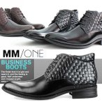 ビジネスブーツ メンズ PU革靴 春 新作 チャッカブーツ 靴 撥水 防水