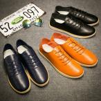 スニーカー メンズ PU革靴 オックスフォード 靴