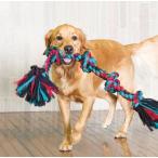5ノットロープタグ アソート わんちゃんおもちゃ 犬用おもちゃ ナチュラル 1サイズ