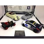 ノレブ プジョーオリジナル 200周年記念ミニカーセット NOREV PEUGEOT200th ノレブ1/43