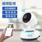 防犯カメラ 遠隔監視カメラ ベビーモニター ペットモニター 暗視 動体検知  SDカード録画 eye3c