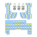 N-BOX LEDルームランプ  室内灯 ホンだ NBOX JF1 JF2 JF3 JF4専用設計 爆光 車用 カスタムパーツ JF3/JF4カスタム対応不可 一年保証 4点セット OPP-Room-N-BOX