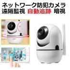 防犯カメラ 自動追跡 自動追尾 360度 スマホ監視 動体検知 遠隔 監視カメラ WiFi無線接続可能 暗視 WEBカメラ ycc365