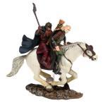 ショッピングmiddle ロード・オブ・ザ・リング フロド 王の帰還 指輪正規輸入品 Lord of the Rings Armies of Middle-Earth Legolas & Gimli on Horseback Action Figures