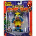 エックスメン突然変異超人的能力ミュータント集団フュギュア 正規輸入品 Marvel Manga Wolverine