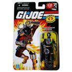 G.I.ジョー 米国ハズブロ社フィギュアシリーズ 可動リアルアクション 正規輸入品 G.I. Joe 25th Anniversary Comic Series Cardback: Cobra B.A.T. (Battle
