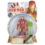 フィギア アイアンマン  Iron Man 3 Shatterblaster Iron Man 3.75 inch Action Figure by Hasbro