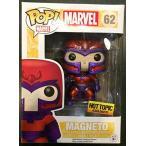 エックスメン突然変異超人的能力ミュータント集団フュギュア 正規輸入品 Funko Marvel POP! Marvel Magneto Exclusive Vinyl Bobble Head #62 [Metalic]