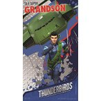 おもちゃ サンダーバード 輸入品Thunderbirds are go grandson birthday card