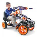 ナーフ ナーフレベル 吸盤命中 ボーガン型のシューティングおもちゃ 正規輸入品 Hauck Nerf Battle Racer Ride On