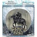 ショッピングmiddle ロード・オブ・ザ・リング フロド 王の帰還 指輪正規輸入品 Lord of the Rings Armies of Middle Earth scale figure - Dark Rider