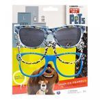 マイリトルポニー ハズブロ社 全世界で大人気ののキャラクター! 正規輸入品 Nickelodeon Secret Life of Pets Kid's Sunglasses with Snap-On Frames