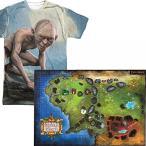 ショッピングmiddle パズル ゲーム 教育 正規輸入品 (Set) Lord Of The Rings Middle Earth 4D Puzzle And Gollum In Cave T-Shirt MD