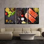 ウォールアート 絵画 現代芸術 家の装飾 ポスター 正規輸入品 wall26 - 3 Panel Canvas Wall Art