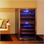 ワインセラー 家庭用 業務用 70本~90本 CS LW-D90  コンプレッサー 小型 新生活 おしゃれ 加温 楽天ランキングNo.1ワインセラー