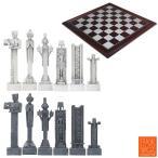 フランクロイドライト チェス & チェスボードセット Frank Lloyd Wright