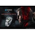 ぬいぐるみ SEIKO WIRED METAL GEAR SOLID V TPP Watch AGAM601 Limited wristwatc F/S Japan NEW
