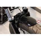 ショッピングハーレーダビッドソン フロントフェンダー/ブラック HD-SPO023 CULT-WERK ハーレーダビッドソンパーツ HARLEY-DAVIDSON MOTOR PARTS