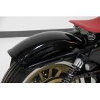 ショッピングハーレーダビッドソン リヤフェンダー/ブラック HD-SPO071 CULT-WERK ハーレーダビッドソンパーツ HARLEY-DAVIDSON MOTOR PARTS