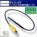 カロッツェリア AVIC-CZ900 バックカメラ RCA変換ケーブル アダプター  サイバーナビ カーナビ RD-C200