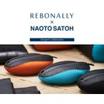 REBONALLY × NAOTO SATOH ポーチ(大) ネオプレンレザー 送料無料