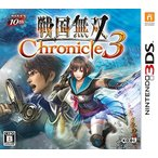 戦国無双 Chronicle 3 - 3DS [nintendo_3ds]