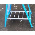 工事用はしご型看板サポート金具  看板用ウエイト