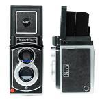 世界初の二眼レフインスタントカメラInstantFlexTL70 本体