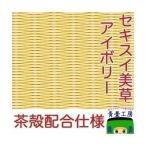 琉球畳 置き畳 ユニット畳 美草 セキスイ   (アイボリー)積水 ミグサ migusa  畳 赤ちゃん フロアマット 大判 ジョイントマット