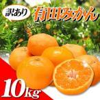 訳あり 有田みかん 10kg 和歌山県産 送料無料(