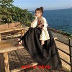 和服着物ドレス花柄ロリータロリィタ服大きめかわいい無