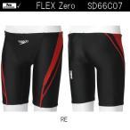 SD66C07 RE 140 競泳水着 ジュニア 男子 SPEEDO スピード FINA承認モデル FLEX Zero ジュニアジャマー