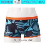アオキヤスポーツで買える「Rikako Ikee Collection N2MB9465 93 130サイズ 練習水着 ジュニア 男子 MIZUNO ミズノ エクサースーツ ショートスパッツ」の画像です。価格は5,049円になります。