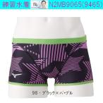 アオキヤスポーツで買える「Rikako Ikee Collection N2MB9465 98 130サイズ 練習水着 ジュニア 男子 MIZUNO ミズノ エクサースーツ ショートスパッツ」の画像です。価格は5,049円になります。