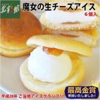 【大竹菓子舗 最高金賞受賞 魔女の生チーズアイス】 送料込み・産地直送